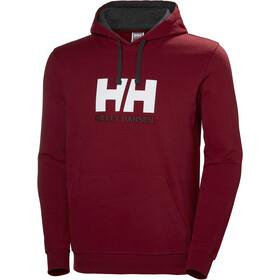 Helly Hansen HH Logo Bluza Mężczyźni, oxblood